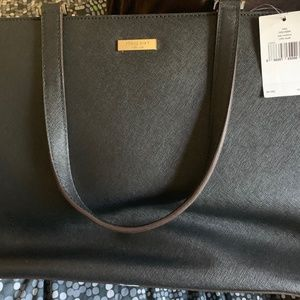 NWT! Kate Spade Newbury Lane Tote/Satchel Black